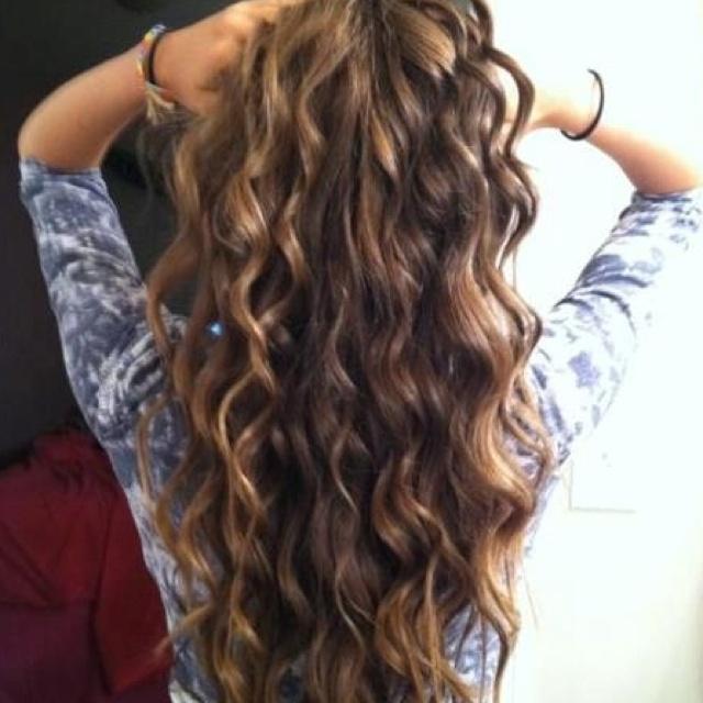 : Hairstyles, Wavy Hairs, Hairs Beauty, Dream Hairs, Hairs Styles, Curly Hairs, Long Hairs, Perfect Curls, Hairs Looks