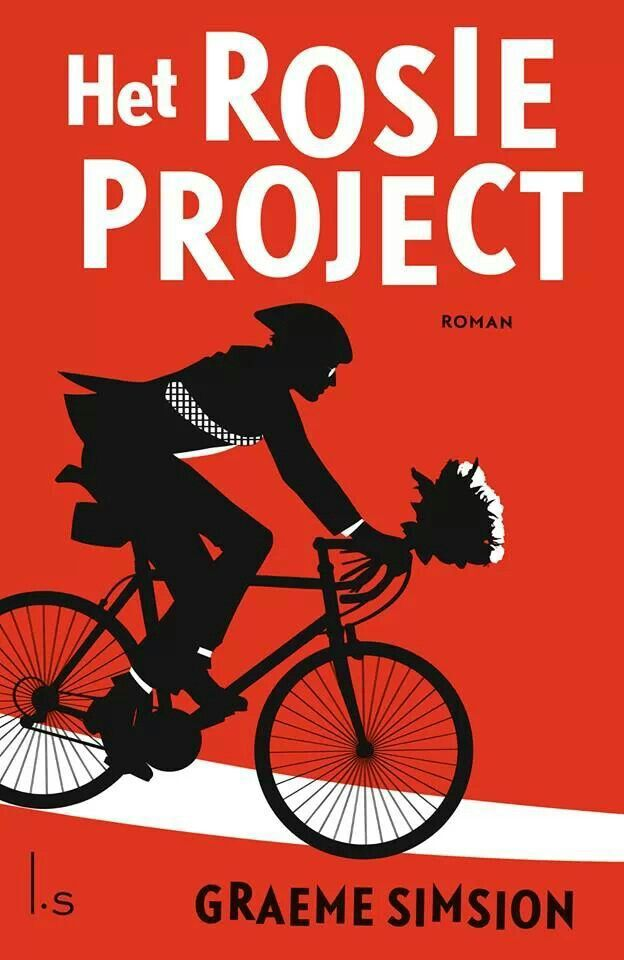 (B) Tip van Connie en West: Het Rosie Project van Greame Simsion