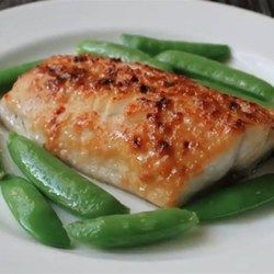 """Miso-Glazed Black Cod 