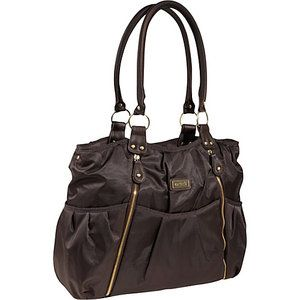 Carter's Carters Zip Front Fashion Tote Diaper Bag