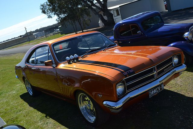 1968 HK Holden Monaro by head in the hive, via Flickr