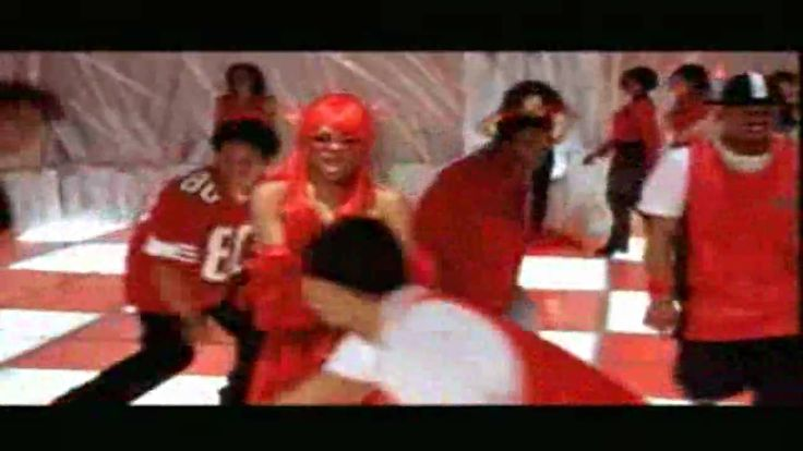 Lil' Kim feat. Lil Cease - Crush On You (1997)  love me some OLD SKOOL!