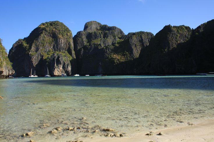 เกาะพีพีเล (Koh Phi Phi Lay) em จังหวัดกระบี่