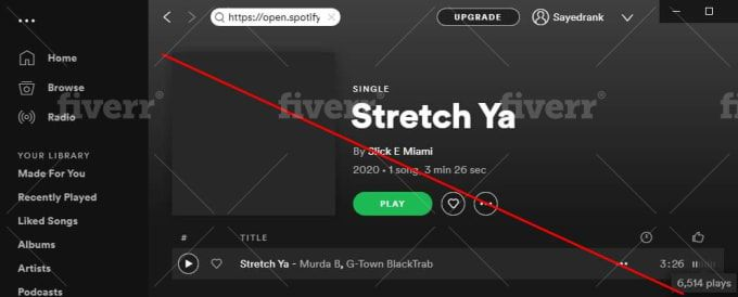 I Will Increase Your Spotify Monthly Listeners And Streams Ad Ad Spotify Increase Monthly Streams In 2020 Digital Marketing Fiverr Online Marketing