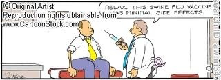 flu injection cartoon posters - Google Search