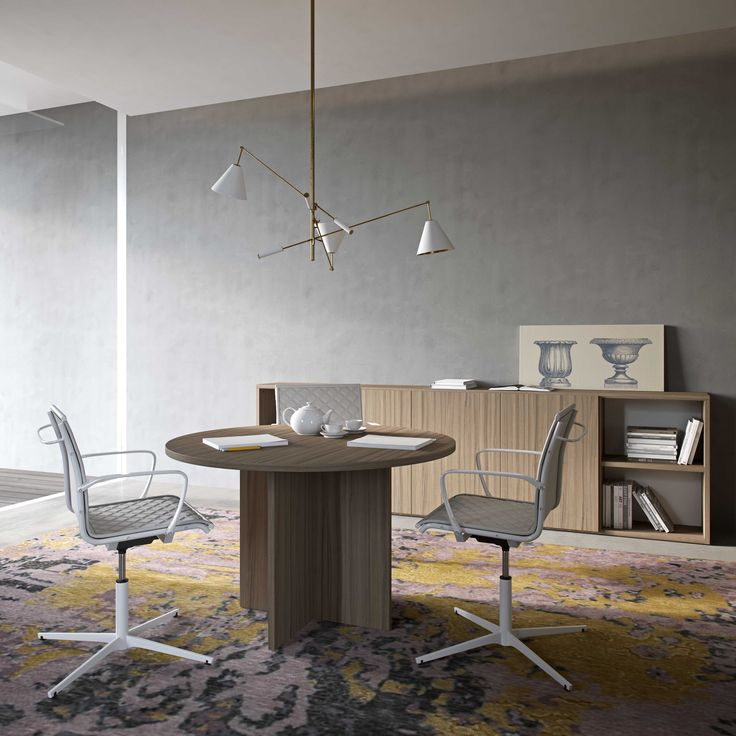 PLANO executive office meeting table by Prof Office