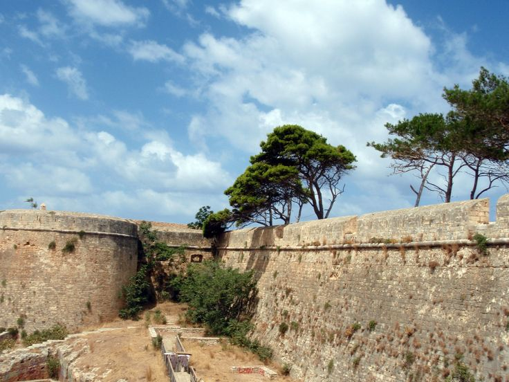 #Fortezza fortress, #Rethymno, #Crete, #pass2greece