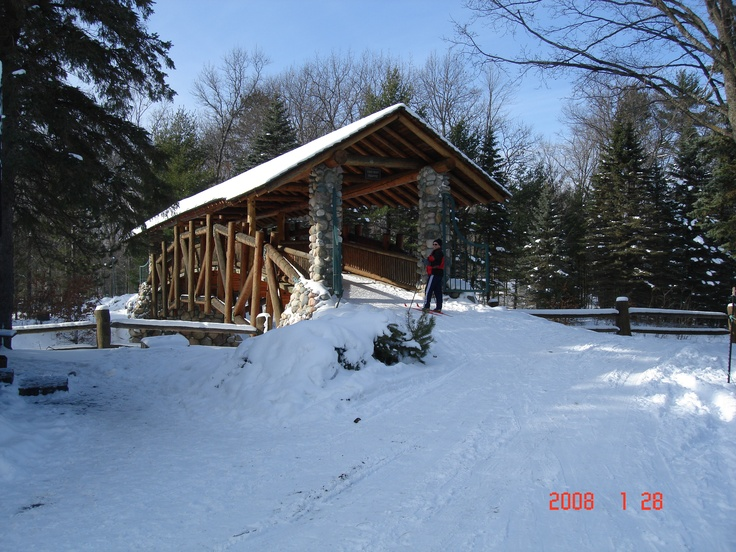 Garland Resort -- Gaylord MI really fun xcountry ski weekends!
