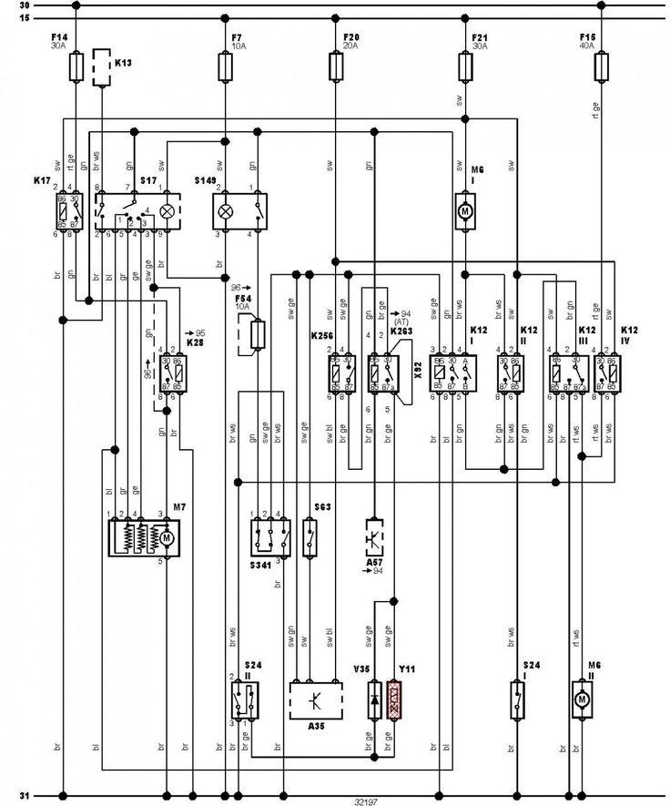 Diagram  Opel Astra 1996 Wiring Diagram Full Version Hd