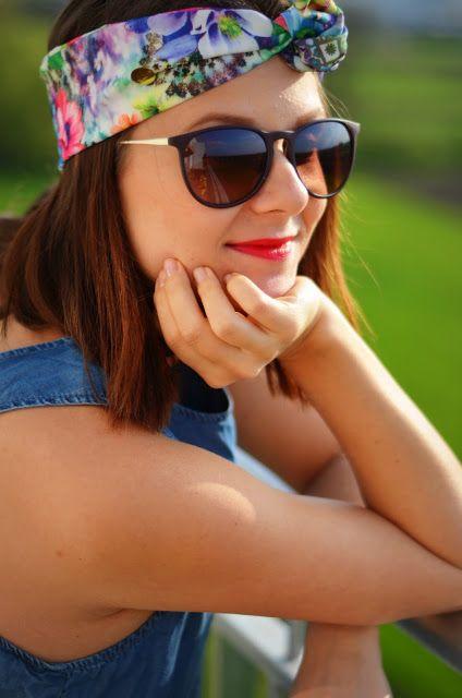 Headband from the Slovak brand Farfalla mia