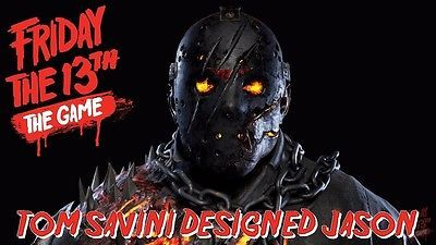 Friday the 13th: The Game Tom Savini Jason Voorhees Kickstarter EXCLUSIVE (PS4)