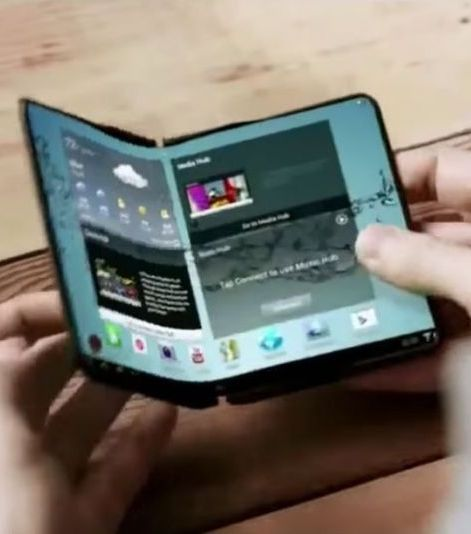 It's a tablet that folds into a phone