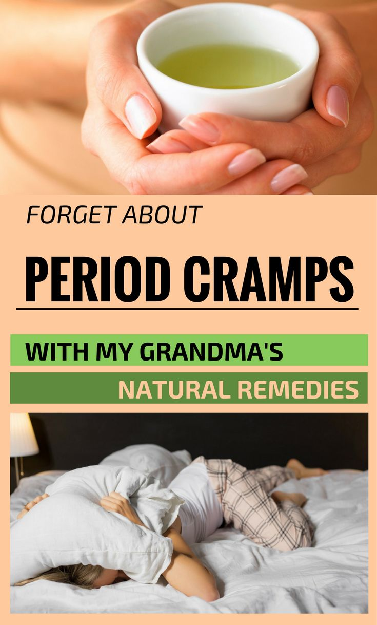 Natural Remedies To Stop Period Pains