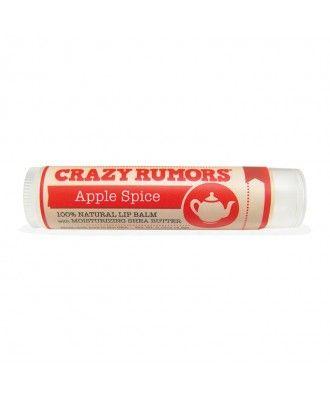 Balzám na rty Apple Spice   Čaj, jablka a skořice Crazy Rumors