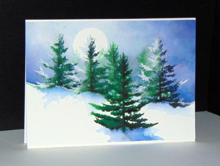 30-379 Woodland beauty de Penny Black par Micheline 'Mimi' Jourdain