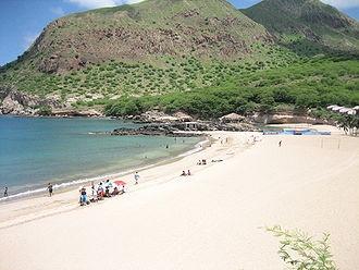 santiago, cape verde islands