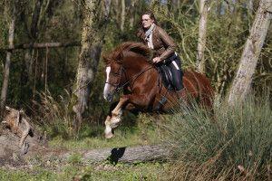 Wil je ook een blij en fit paard? Kijk op www.PonyTales.nl