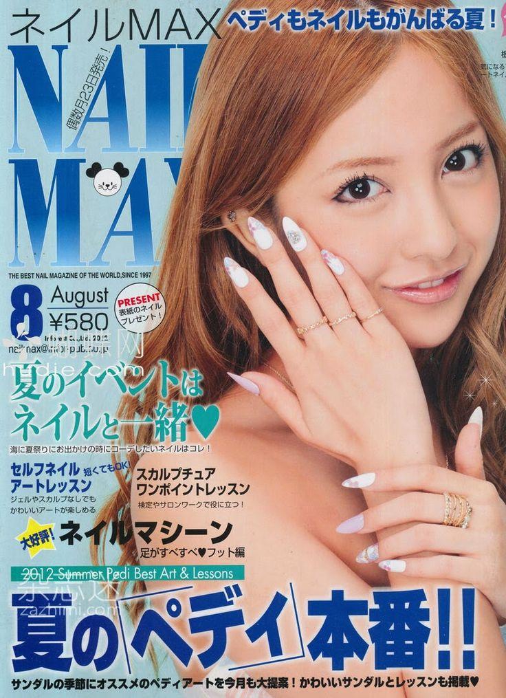 Revistas de manualidades Gratis: Revista Decoración de uñas gratis