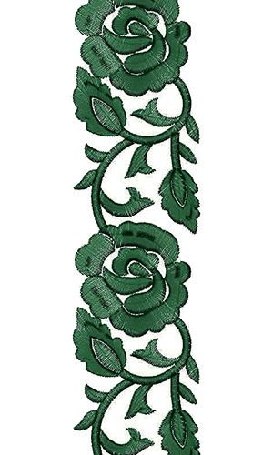 9930 Lace Embroidery Design