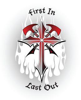 maltese cross tattoos firefighter   Firefighter Tattoo