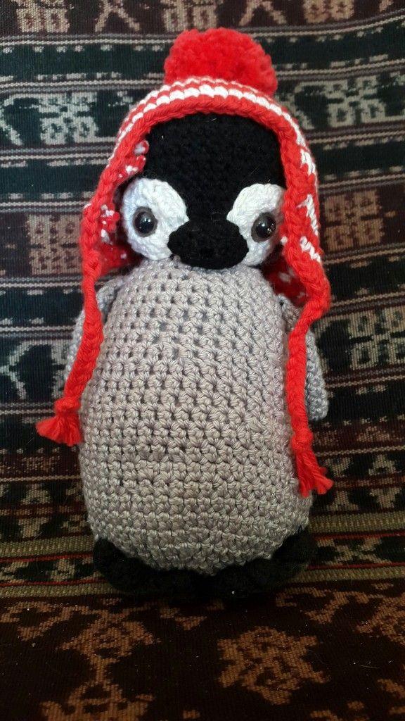 Pip lijkt misschien koel, maar hij is juist warm en knuffelbaar!