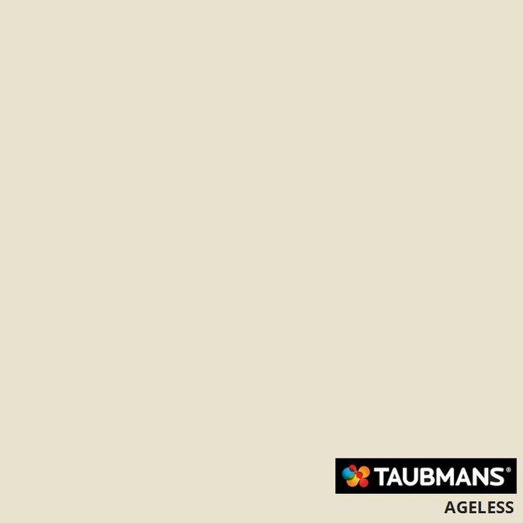 #Taubmanscolour #ageless