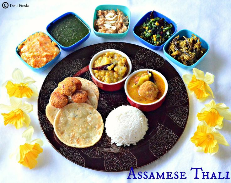 7 best indian thali from different states images on for Arunachal pradesh cuisine