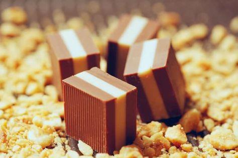 Come fare i cioccolatini cremini ricetta in 3 passaggi cremini di cioccolato cioccolatini fai da te noccioline nocciole tritate