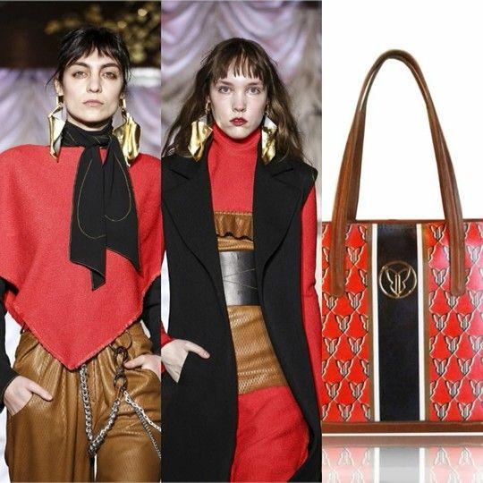 Veronique Leroy París fashion weeks - winter 2016 - 2017 www.laspablo.mitiendanube.com