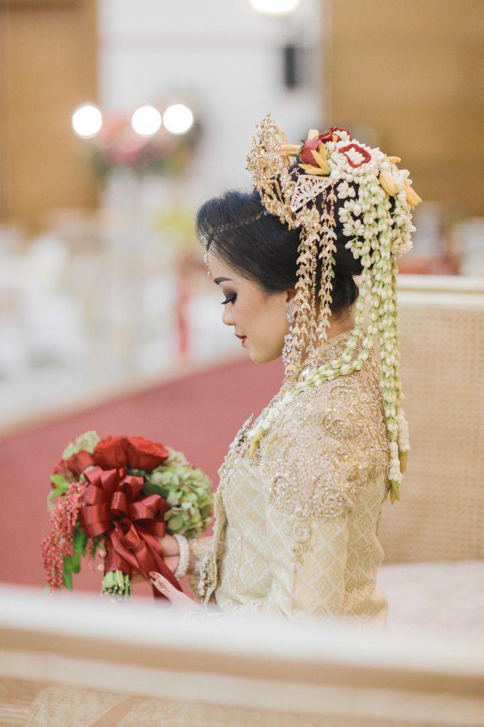 DHINA & EDIEF - WEDDING RECEPTION by Promessa Weddings - 009