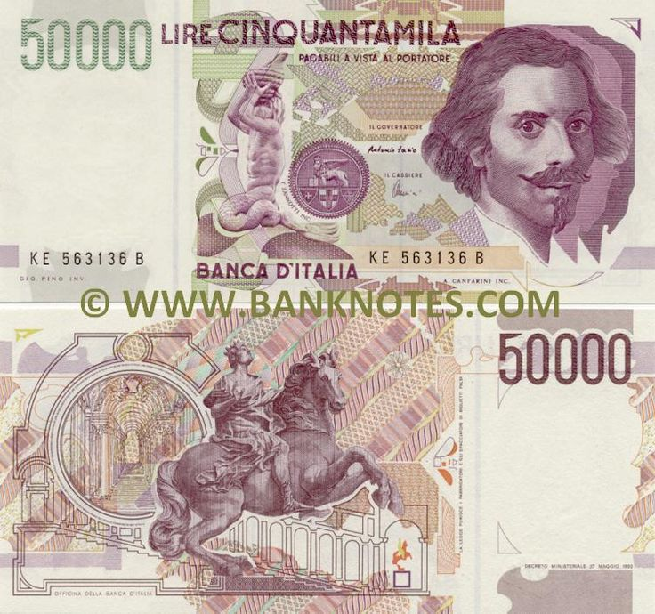 46 best Int'l Currencies - Italy images on Pinterest ... Italian Money