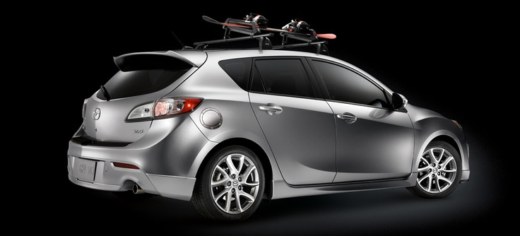2012 #Mazda3 5-Door #hatchback