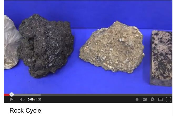 Another GREAT video on Rocks and Minerals