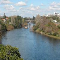 hamilton new zealand - Wikato River