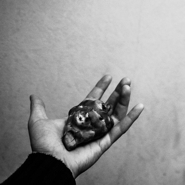 238/365 – 18 Octobre 2012 : Le coeur sur la main