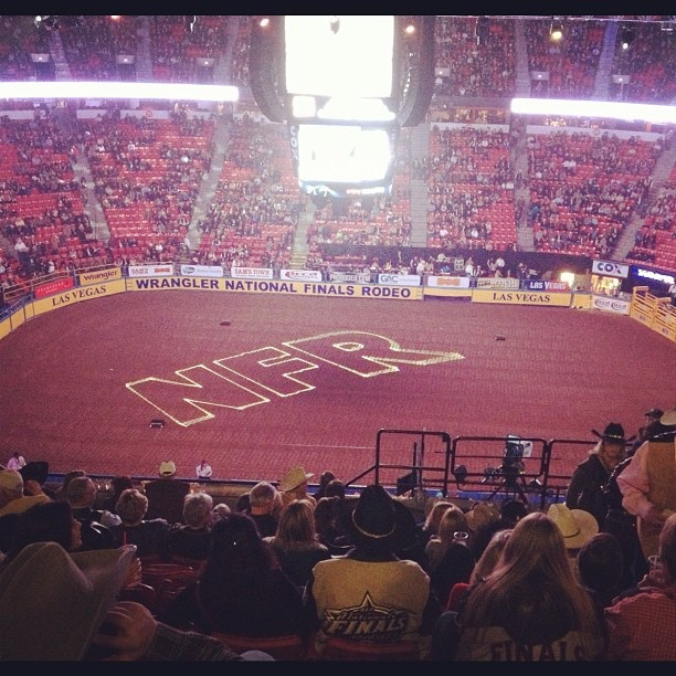 I wanna go! Watch the performance for now...after school commit to barrel racing and see how far that takes me. :D