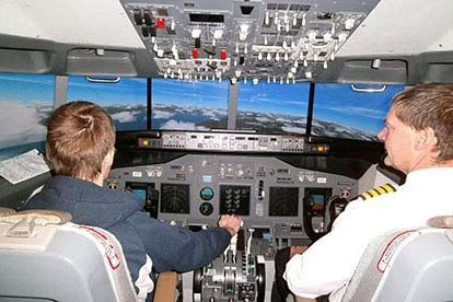 Two Hour Aeroplane Flight Simulator ever wondered what the cockpit of an aircraft looks like? now is your chance to see! you get to sit in the captain™s seat of a flight simulator, taking the controls from take-off to landing. every but http://www.MightGet.com/january-2017-12/unbranded-two-hour-aeroplane-flight-simulator.asp