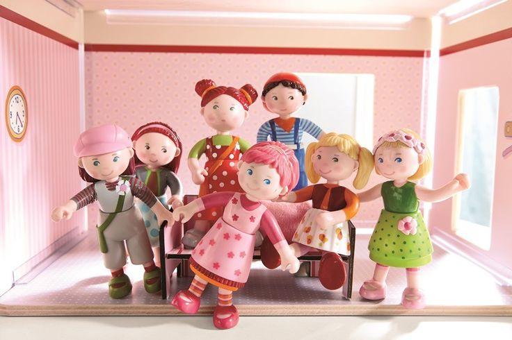Little Friends Milla - Jogos e Brinquedos | Cristina Siopa