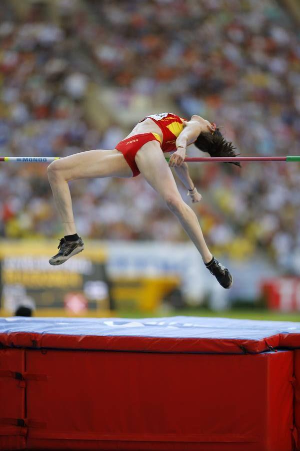 Ruth Beitia, en los Mundiales de Atletismo de Moscú - eldiariomontanes.es