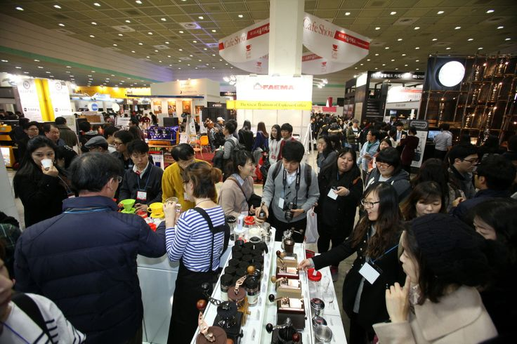 Coffee grinder is gradually becoming the focus of attention in Korea !
