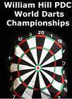 #Ticket  Tickets Karten 27.12 PDC William Hill World Darts Championship 2016/17 London #deutschland
