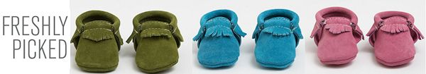 Freshly Picked Baby Shoes - was featured on Shark Tank. Are you a fashion designer or clothing line? Read this post from StartingAClothingLine.com Co-Founder Michael Harper as he talks about a recent episode of ABC's Shark Tank which featured two clothing lines seeking investment deals with the Sharks.