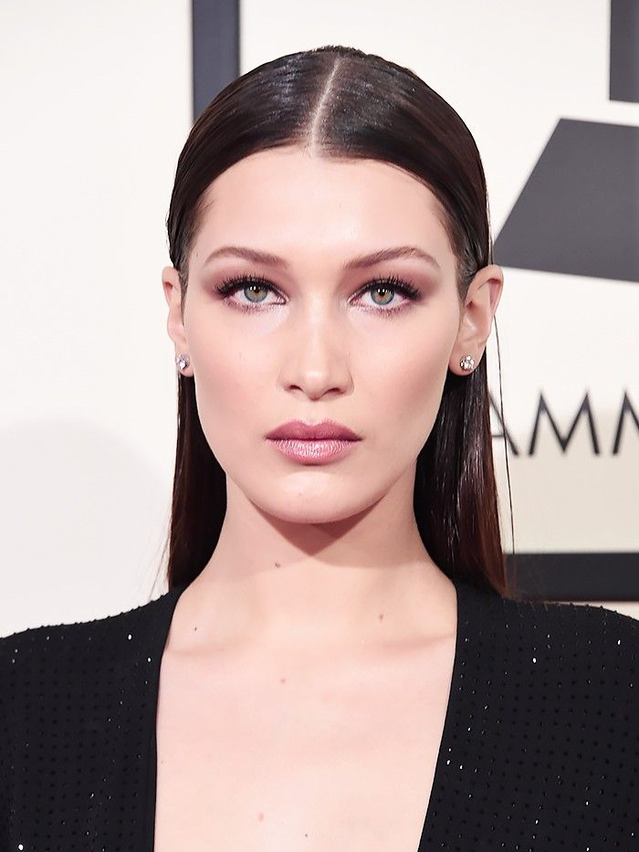 The 58th Grammys Beauty Breakdown: Taylor, Selena, and More via @ByrdieBeauty