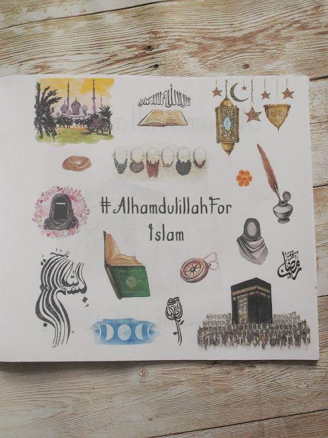 Halal Mama: #AlhamdulillahForSeries - Muslim's Gratitude Journal