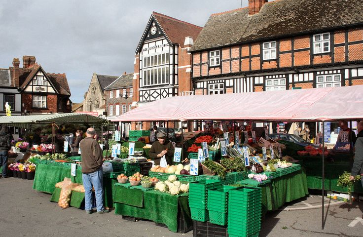 Market Day: Wantage | Flickr - Photo Sharing!