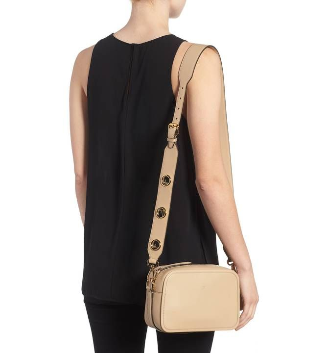 d3853fdd8a0 Main Image - Fendi Logo Leather Camera Bag | 2018 Paris Shopping ...