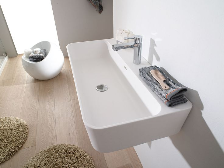 19 best images about bathroom sinks on pinterest to be for Porcelanosa faucets