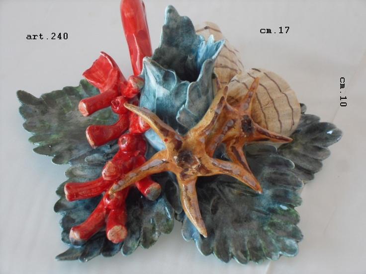 Ceramica Artistica Alessandro Giustiniani su www.clickmisposo.com