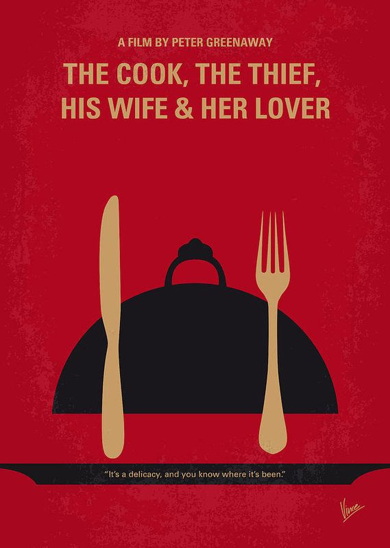 No487 My The Cook The Thief His Wife And Her Lover Minimal Movie