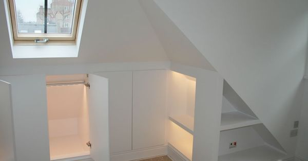 Loft conversion (bedroom with ensuite) in Putney, London - SW15 | Loft conversion | Pinterest | Loft Conversions, Loft Conversion Bedroom and Loft